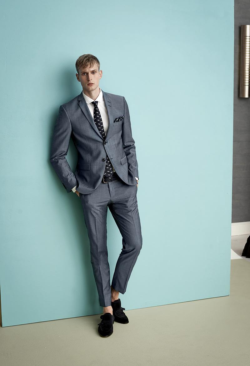 Männlich selbstbewusst. Kleidung für den Mann bei ...
